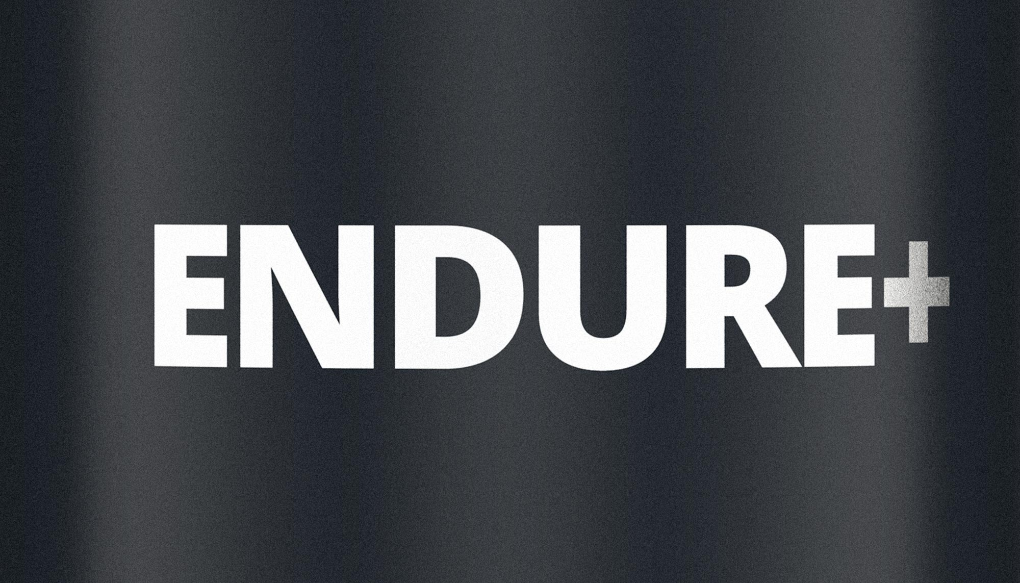 Endure+ Logo, Pack Design